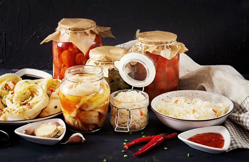 Esempi di fermentazione in cucina